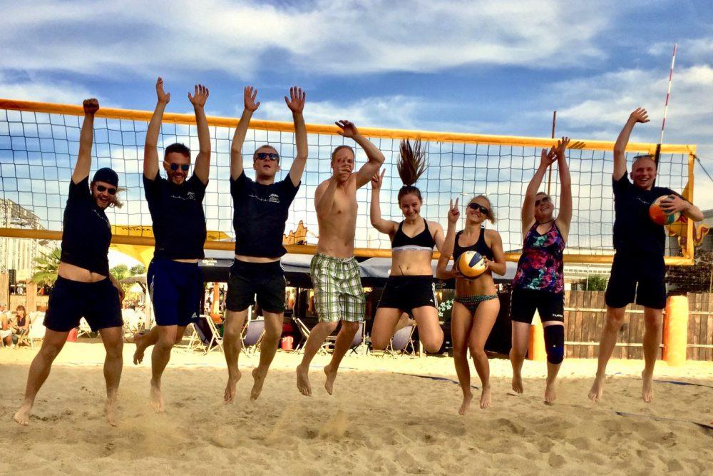 Medi-Beachvolleyball Titel