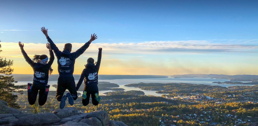 Medi-Sport Team in Norwegen Jump Header