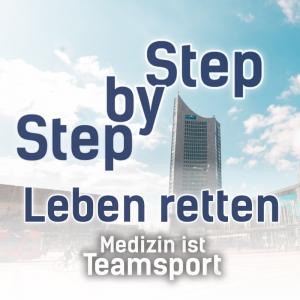 Step By Step Leben retten 2019 - Medizin ist Teamsport